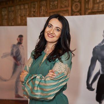 Соломія Вітвіцька презентує соціальний проект у Запоріжжі