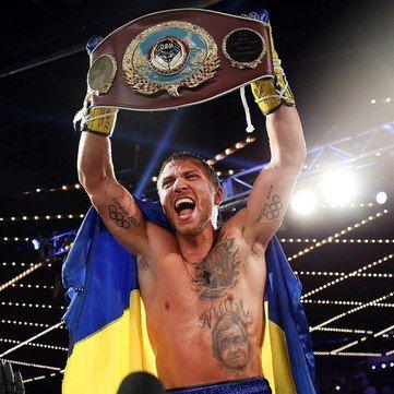 Українець став новим чемпіоном світу з боксу