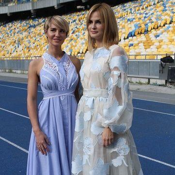 Найкрасивіші дружини українських футболістів (фото)