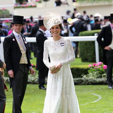 Яку сукню Кейт Міддлтон вибрала для Королівських перегонів