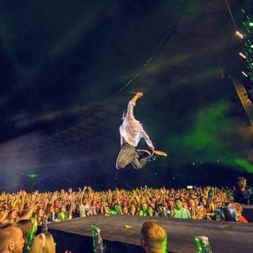 Що відбувалося за лаштунками концерту ОЕ на НСК Олімпійський