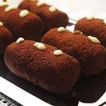 Рецепт смачного десерту: тістечко Картопля