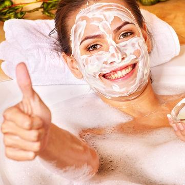 Літні маски для обличчя для всіх типів шкіри