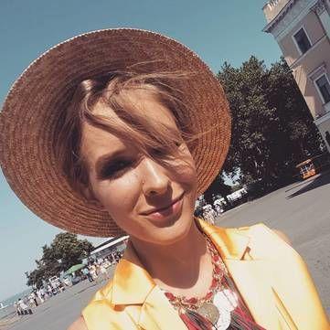 Який лук Катя Осадча обрала для Odessa Holiday Fashion Week