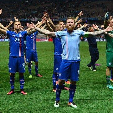 Шалений коментатор та бойовий клич: як реагували на перемогу Ісландії на Євро 2016