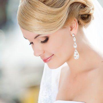 Весільний макіяж: Тренди 2016 року