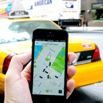 Сервіс таксі Uber: переваги і недоліки