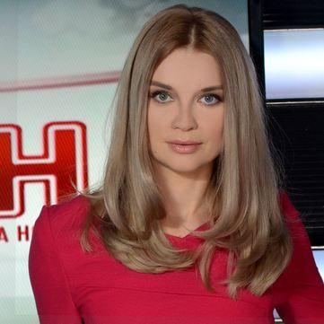 Лідія Таран з'явилася в ефірі ТСН у новому образі (відео)
