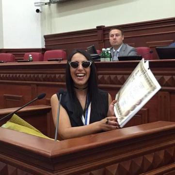 Джамала отримала звання Почесний громадянин Києва