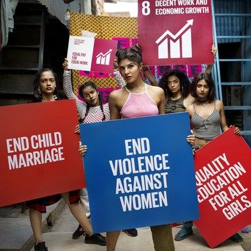 Вікторія Бекхем долучилася до феміністичного флешмобу #WhatIReallyReallyWant