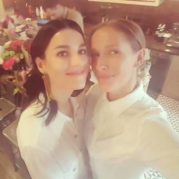 Подруги Катя Осадча і Маша Єфросиніна стали суперницями