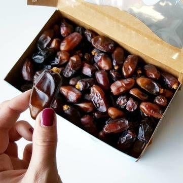 Поради дієтолога: 5 причин, чому треба їсти фініки