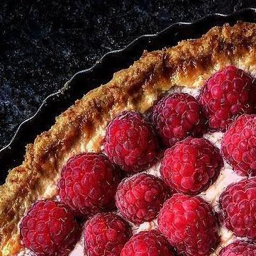 Рецепт від Руслана Сенічкіна: Малиновий тарт