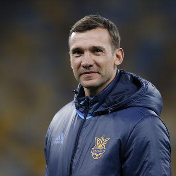 Шевченко став головним тренером збірної України