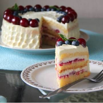 Рецепт смачного торта від Марічки Падалко