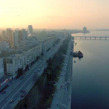 Жителі Дніпра зняли ролик, чому саме в їхньому місті має пройти Євробачення 2017