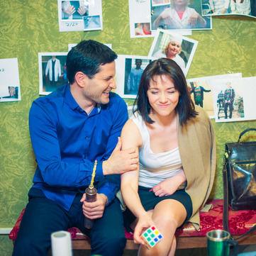 Центральна лікарня: Ольга Гришина зізналася в коханні Ахтему Сеітаблаєву
