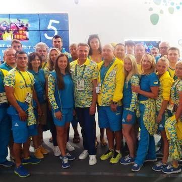 Стало відомо, хто нестиме прапор України на відкритті Олімпійських ігор 2016