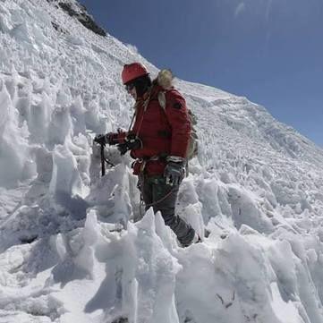 В мережу потрапили вражаючі кадри експедиції Дмитра Комарова в Непал