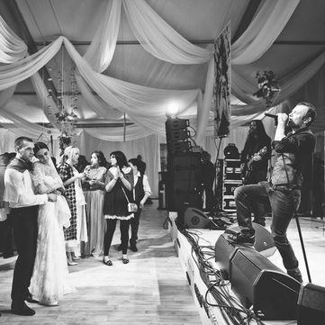 Весільна музика: тонкощі вибору