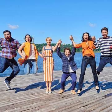 Ровесники України: якими Леончук, Хамайко, Сенічкін і Попов були у 25 років (фото)