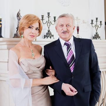 Ольга Сумська та Володимир Горянський видають доньку заміж