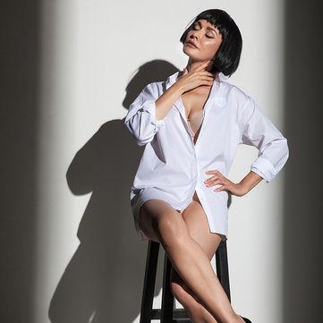 Ольга Сумська знялася в еротичній фотосесії до свого 50-річчя