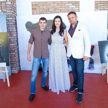 Соломія Вітвіцька разом хірургом програми «Поверніть мені красу» презентувала проект «Переможці» у Тернополі