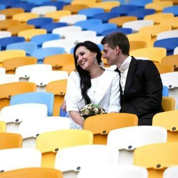 Весільний переполох: Якими Кравець, Зеленський, Вітвіцька та Анатоліч були у найкращий день свого життя (фото)