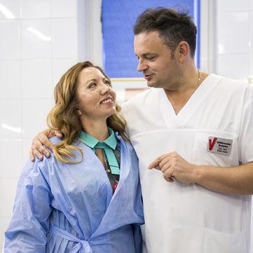 Учасниця «Поверніть мені красу» тепер працює у пластичного хірурга