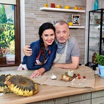 Людмила Барбір пішла від Сенічкіна до відомого одеського шеф-кухаря