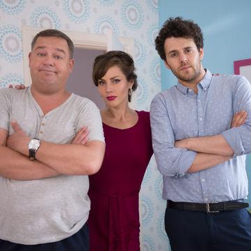 Режисер «Останнього москаля» знімає новий комедійний серіал для 1+1