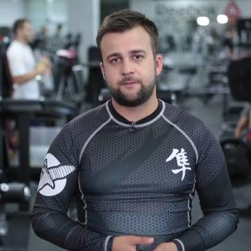 Блог Олексія Душки: Вправа, яка допоможе позбутися болю в спині (відео)