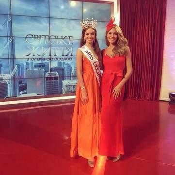 Міс Україна 2016 поділилася секретом стрункої фігури