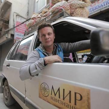 Дмитро Комаров змусив десятки непальських жінок плакати від щастя