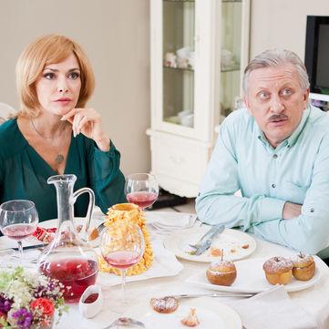 Як знімали інтимну сцену з Володимиром Горянським та Ольгою Сумською