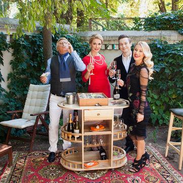 Як знімали велике італійське весілля з акторами серіалу «Найкращий» тиждень мого життя» (відео)