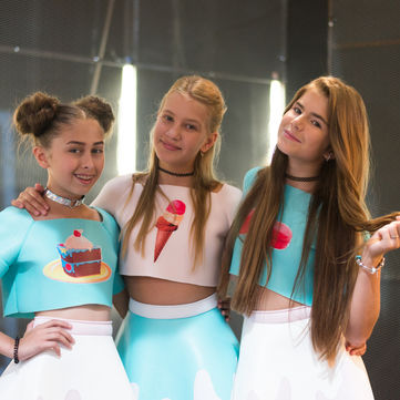 Учасниці «Голос. Діти 3» підготували для MONATIK несподіваний сюрприз