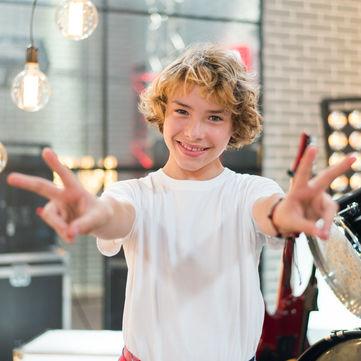 Хлопчик приїхав на «Голос. Діти 3» з Ізраїлю, щоб позмагатися з найсильнішими суперниками