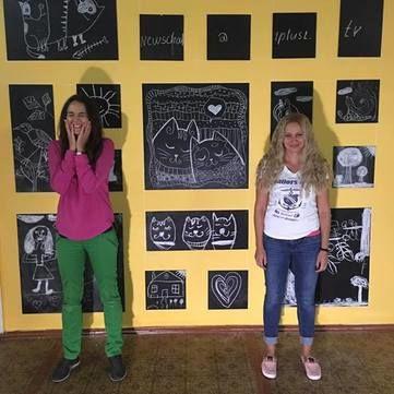 Зміни свою школу: Як перетворити сірі стіни на креативні дошки для дітей