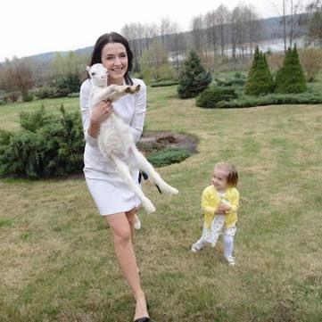 Валентина Хамайко: «Мені не хочеться, щоб доньки були принцесами»