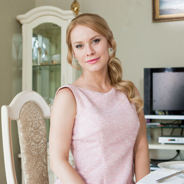 Актриса серіалу «Найкращий» тиждень мого життя» Катерина Вострікова розповіла про вагітність