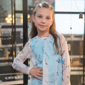 Учасниця «Голос. Діти 3» зізналася, чому вона пішла в команду Тіни Кароль