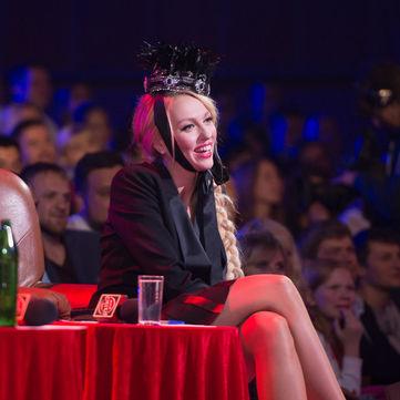 Оля Полякова заспівала свій хіт оперним голосом (відео)