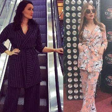 Який костюм-піжама вам подобається більше (голосування)