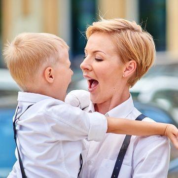 Марина Леончук зворушливо привітала сина з днем народження