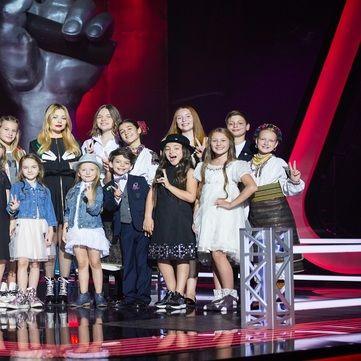 Тіна Кароль першою сформувала свою команду на  «Голос. Діти 3»