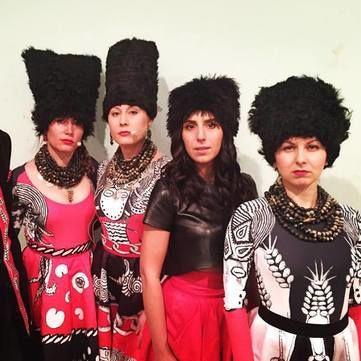 Джамала презентувала містичну пісню з гуртом «ДахаБраха»