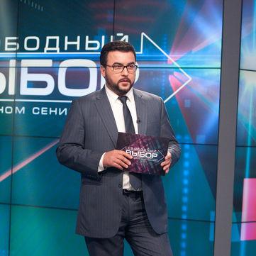 Руслан Сенічкін став ведучим політичного ток-шоу