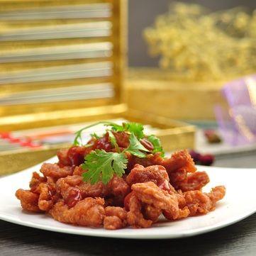 Рецепт від Руслана Сенічкіна: Тушковане м'ясо з овочами та грушами
